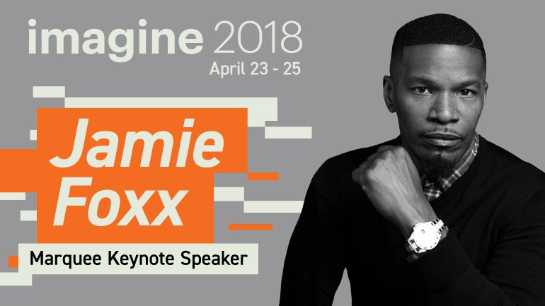 AmandaF_Batista: What We Learned About Leadership From Jamie Foxx during #MagentoImagine https://t.co/USR7Ia2DYF nicely done @MagentoJ