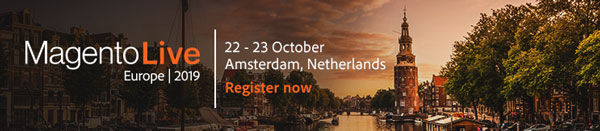 MagentoLive Europe 2019 | Register Now!