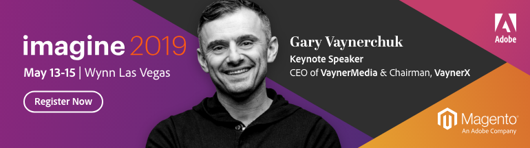 Imagine - eCommerce Event - Gary Vaynerchuk