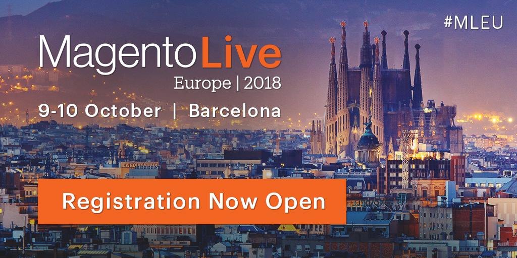 Register for MagentoLive Europe | Magento Blog