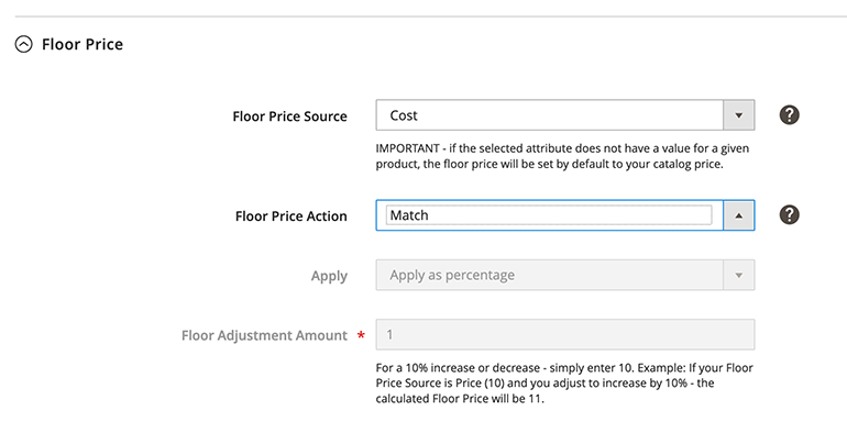 Amazon Pricing Strategy - Magento Extension