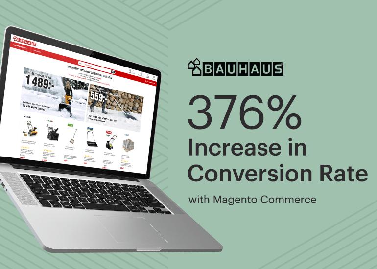 B2B eCommerce Bauhaus