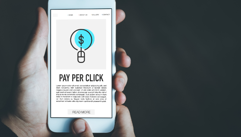 B2B eCommerce Website - Pay Per Click Media