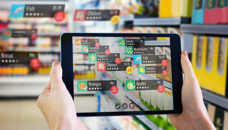 Digital Commerce Trends 2020 shoppable