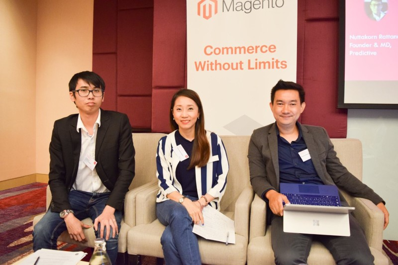 Econsultancy Bankok Roundtable | Magento Blog