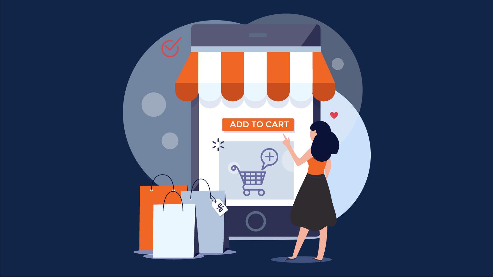 Mobile Commerce Optimization - eCommerce website