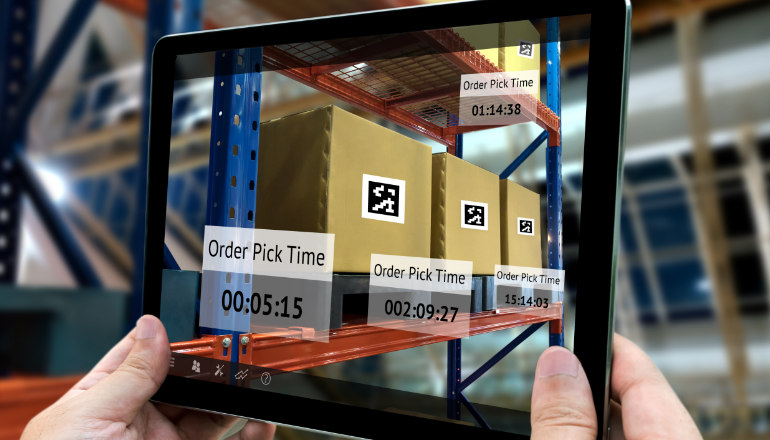 Omnichannel Fulfillment- Order Management  - Placing orders on Tablet
