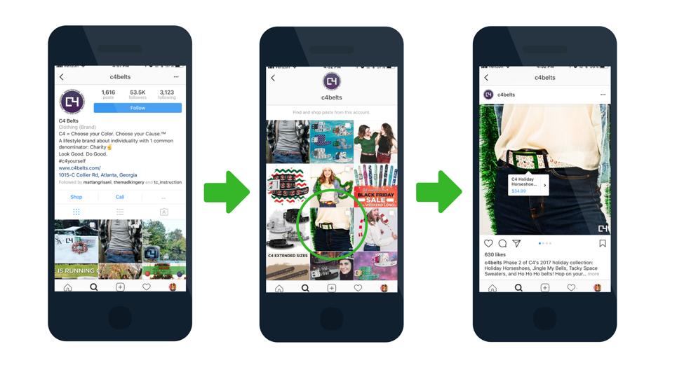 Inside the Shoppable Instagram Revolution