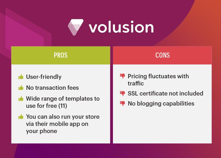 eCommerce platforms comparison