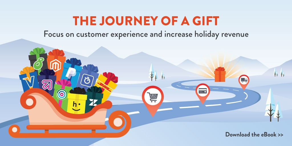 eCommerce Strategies - Journey of an eCommerce Gift - Omnichannel Magento