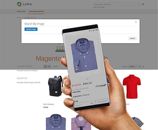 Virtual Try-On for Magento Commerce