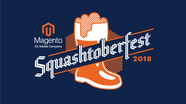 Are you ready for Magento #SQUASHTOBERFEST 2018? | Magento Blog