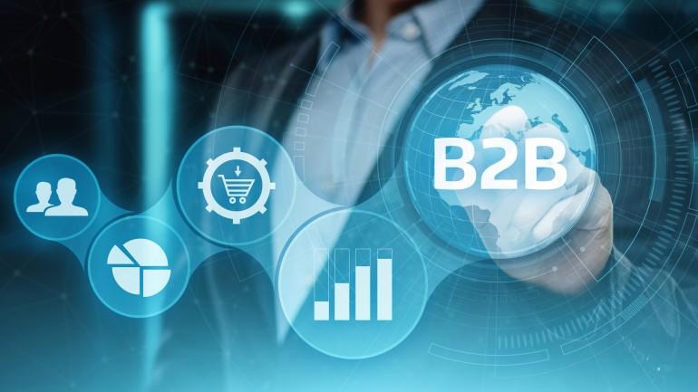 B2B technology eCommerce