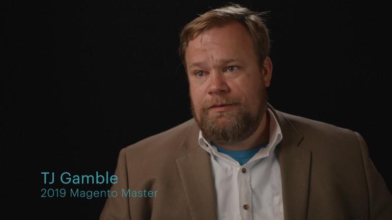 Magento Master TJ Gamble