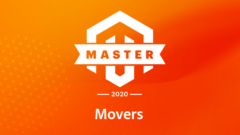 Magento Masters Movers