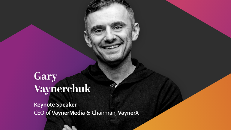 eCommerce Events - Imagine with Gary Vaynerchuk