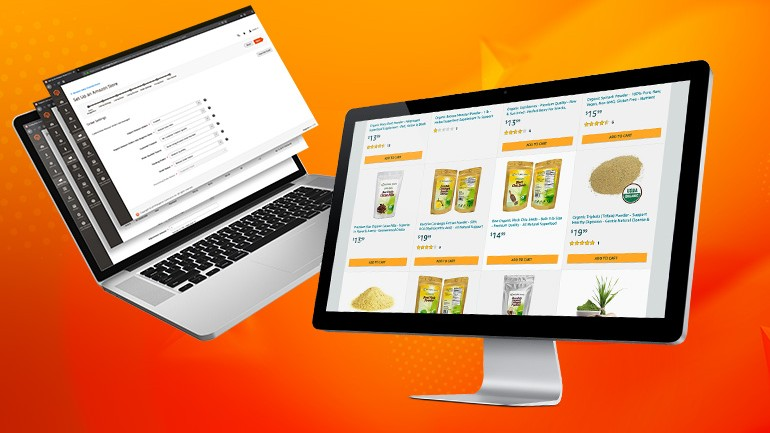 Automatic Product Syncing with Amazon Sales Channel In Magento