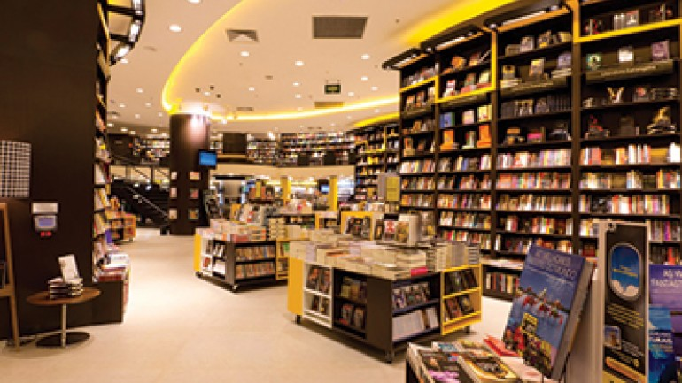 Saraiva book store uses Magento eCommerce software