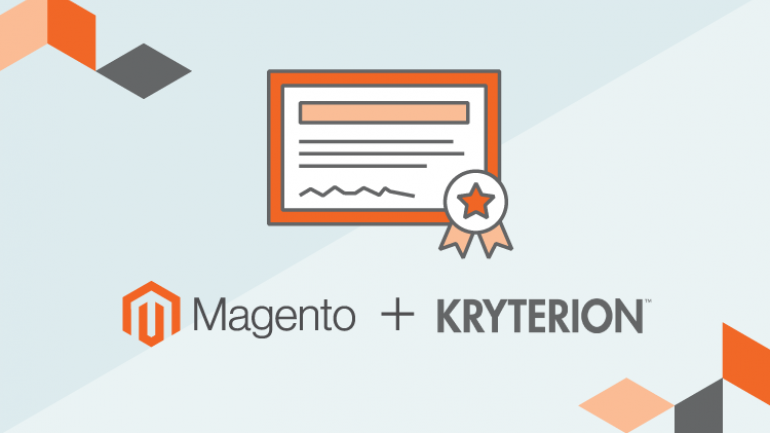 Magento ecommerce certification program