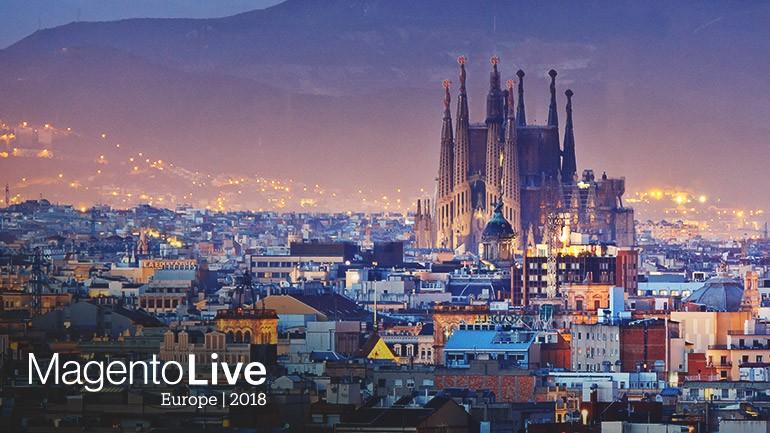 Magento Live Barcelona 2018