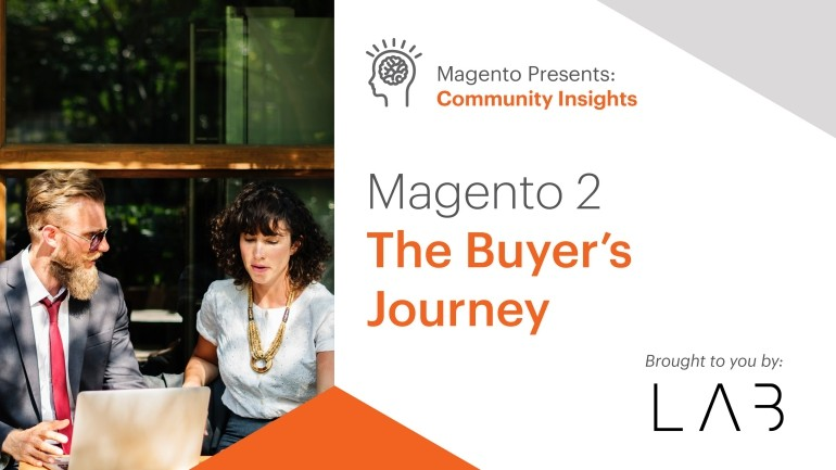 Magento 2: Buyer's Journey