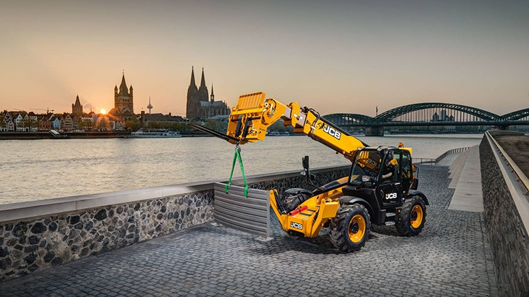 JCB Customer Story