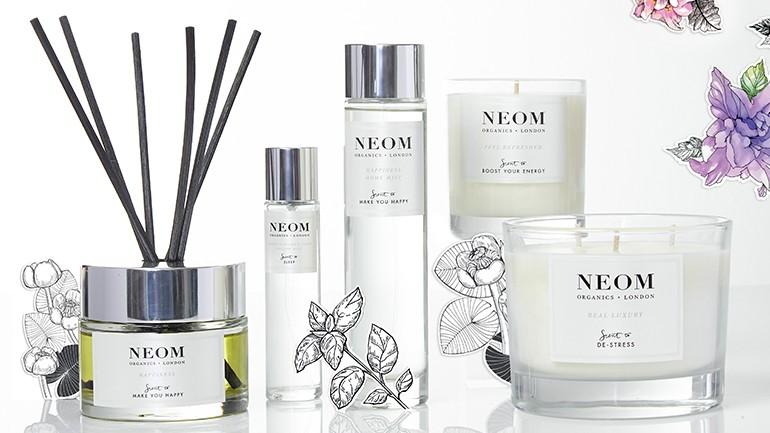 Neom Organics London Customer Story