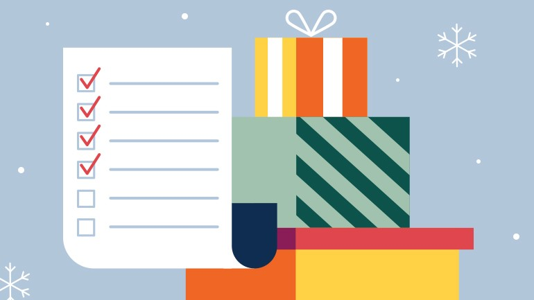 """Check It Twice"" Tips for Holiday Success"