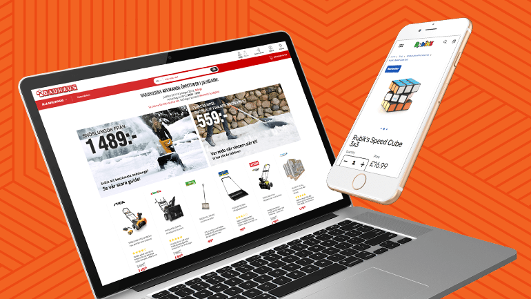 B2B eCommerce Platform - Case Studies
