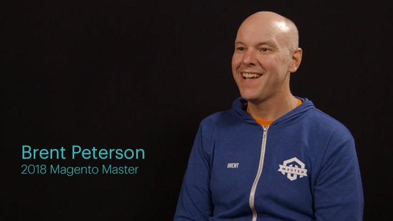 Brent Peterson | Magento Master Spotlight