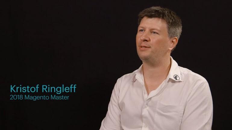Magento Developer Spotlight: Kristof Ringleff 2018