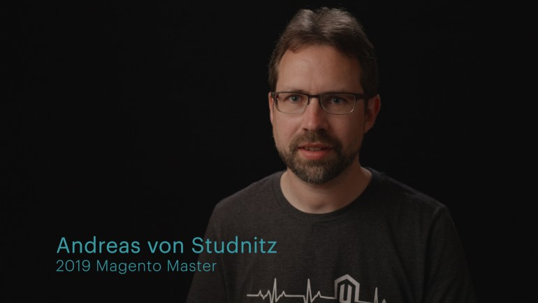 Magento Master Andreas von Studnitz