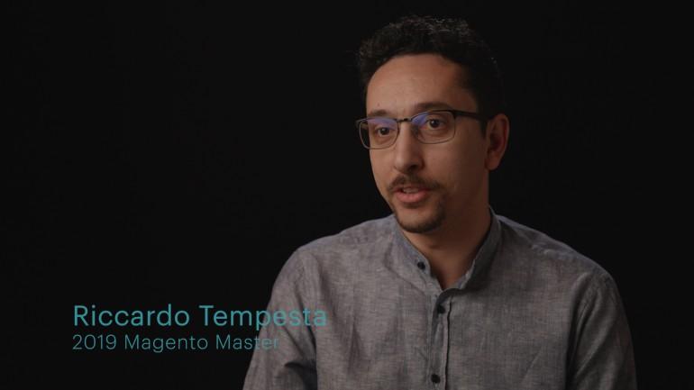 Magento Master Riccardo Tempesta