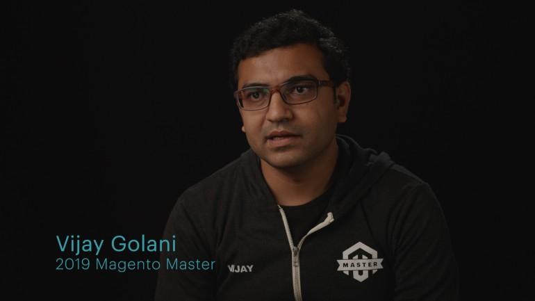 Magento Master Vijay Golani