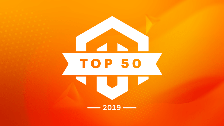 Magento Masters Top 50