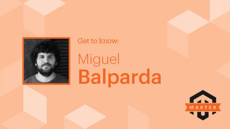 Magento Master Miguel Balparda