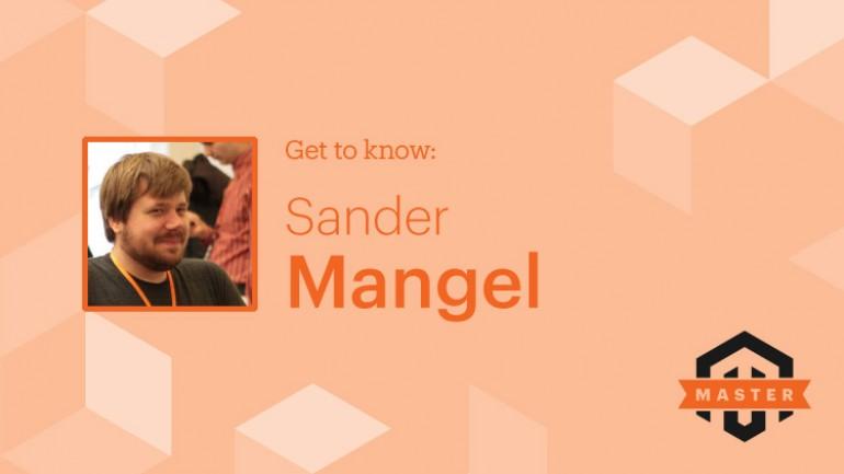 Magento Master Sander Mangel