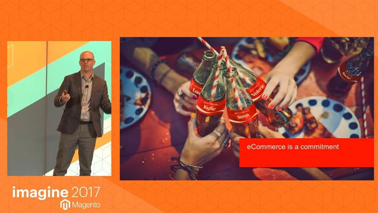 The Coca Cola Direct to Consumer Journey