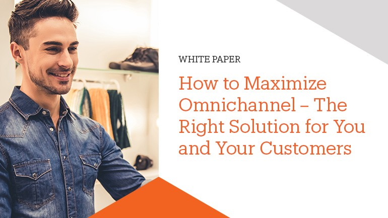 Download How to Maximize Omnichannel white paper