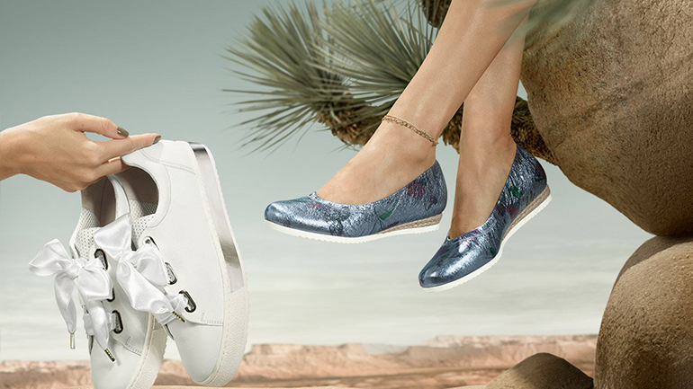 Fashion eCommerce - Gabor Shoes