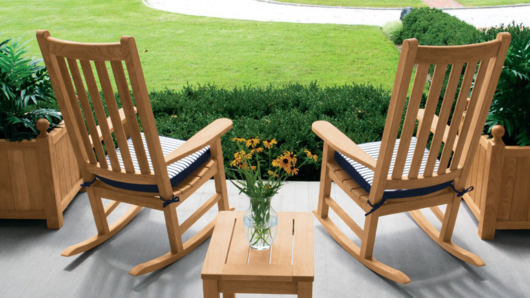 Furniture eCommerce - Country Casual Teak