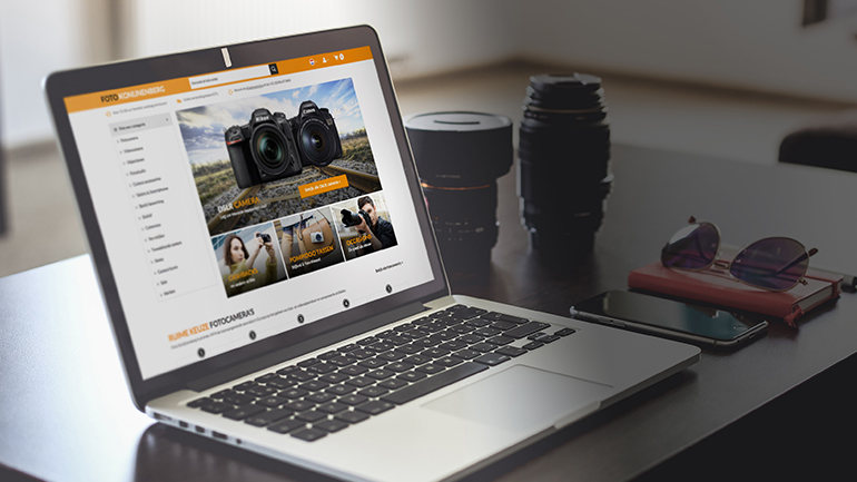 Mobile Commerce - Photospecialist