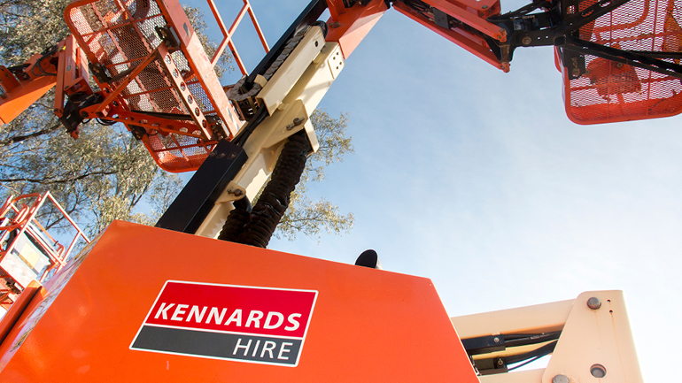 Rental Business - Kennards Hire