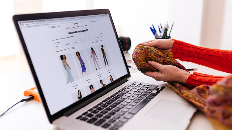Sell Clothes Online - MRP Fashion eCommerce