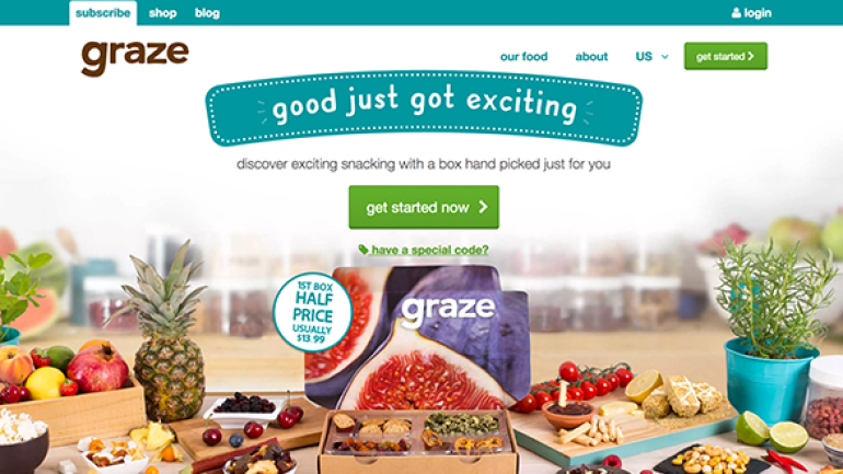 Subscription Services - Graze