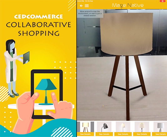 CEDCOMMERCE – COLLABORATIVE SHOPPING