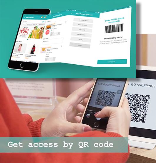 Omnichannel Consumer App