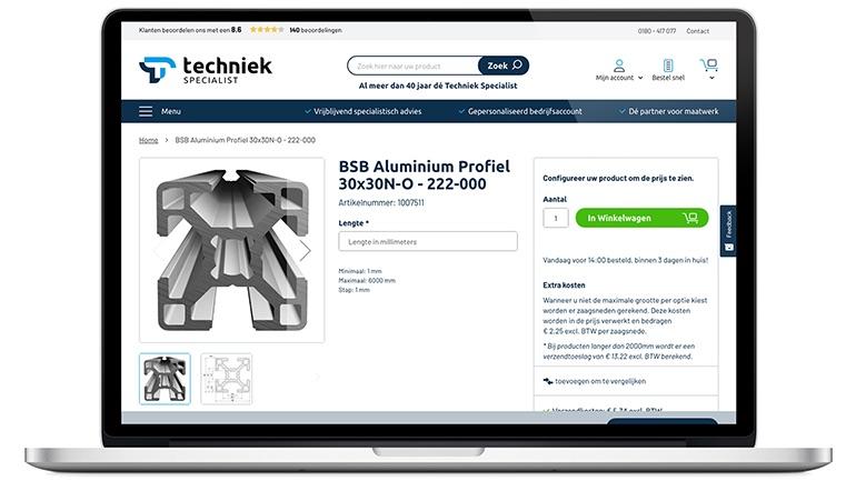 B2B Sales - Techniek Specialist
