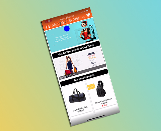 CEDCOMMERCE – Head-On Shopping