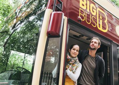 Big Bus Tours & Magento